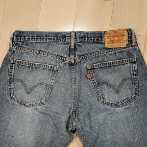 Levi's 559 Relaxed Straight leg jeans